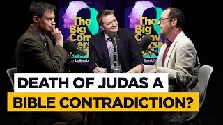Is the death of Judas Iscariot a Bible contradiction? Bart Ehrman vs Peter J Williams