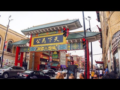The 2nd Largest Chinatown In America | Chicago's Chinatown!