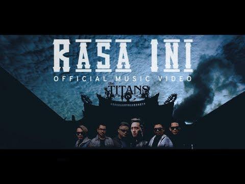 The Titans - Rasa Ini ( Official Video )