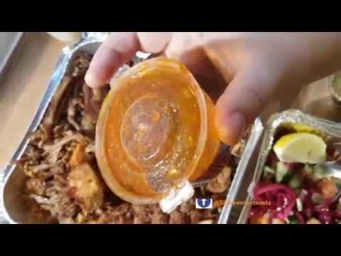 Turkish Food: Mix Kebab  Takeaway Vlogs