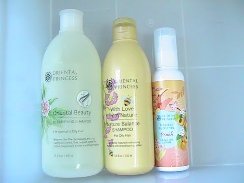 Oriental Princess hair product