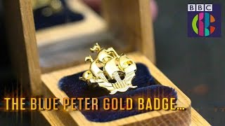 The Blue Peter Gold Badge | CBBC