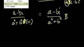 Алгебра II: Комплексные числа и сопряжение