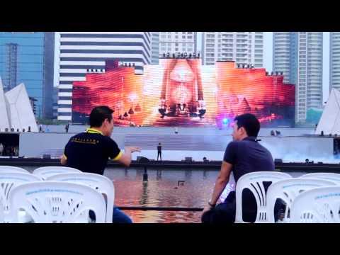 """มายาไทยรัฐ :  ละครเวทีสุดยิ่งใหญ่ """"พระมหาชนก เดอะฟีโนมีนอน ไลฟ์ โชว์ """" 21 ธ.ค.57 (1/3)"""