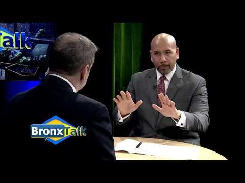 BronxTalk: Borough President Ruben Diaz Jr.