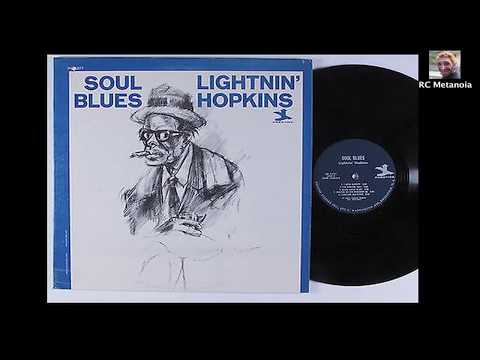 Lightning' Hopkins   SOUL BLUES