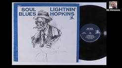 Lightning' Hopkins _ SOUL BLUES