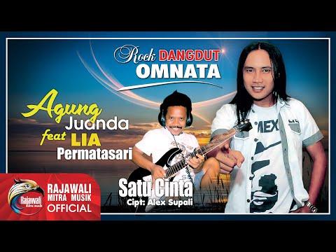 SATU CINTA - LIA PERMATASARI & AGUNG JUANDA - ROCK DANGDUT OMNATA - official Video