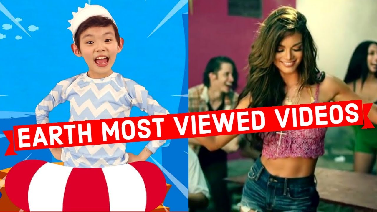 Earth Most Viewed Videos of All Time (Top 20)
