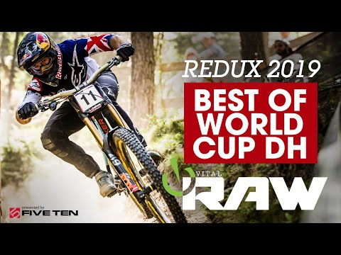 VITAL RAW REDUX - BEST OF WORLD CUP DOWNHILL 2019