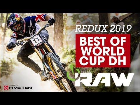 VITAL RAW REDUX - BEST OF WORLD CUP DOWNHILL 2019