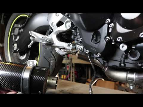 Fuel Moto FZ09 E-Series Exhaust - Install Walk-Thru