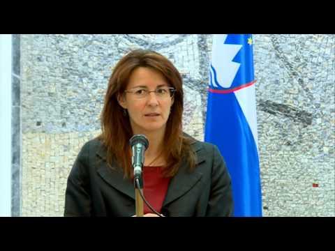 Ministrica za obrambo Andreja Katič, obisk v Črni gori - izjava