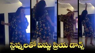 Vishnupriya Extraordinary and Grace Dance at Sreemukhi House | Vishnupriya Dance Video | IG Telugu