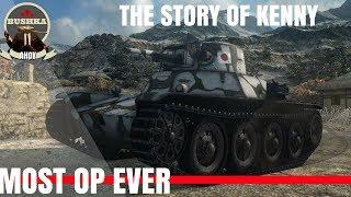 World of Tanks Blitz: Most OP TANK in History Ke-Ni Otsu