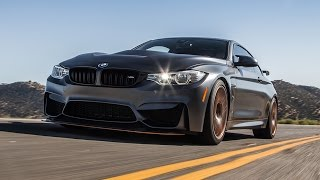 BMW M4 GTS 2016 Videos