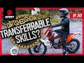 Are Mountain Bike Skills Transferrable To Other Sports?   Dirt Shed Show Ep. 243