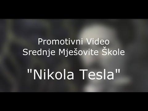 """Promotivni Video Srednje Škole """"Nikola Tesla"""" Teslić"""