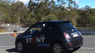 Stunt Driving On Mt Cotton