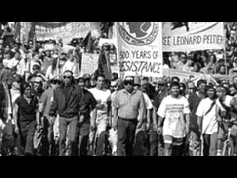 Native American Civil Rights Movement - YouTube