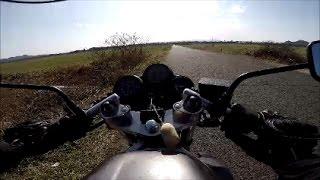 バイクが壊れる時はこんな感じだ! thumbnail