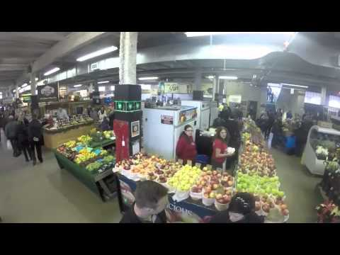 Walking Around The Western Fair Farmers Market Youtube