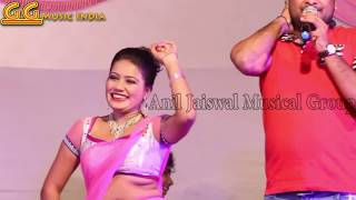 Bhojpuri Heroine Pooja & Ritesh Panday, Ranga Rang Program