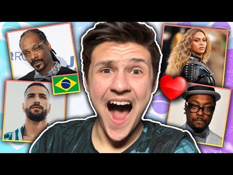 These Artists LOVE Brazil 😱🤯... Music Videos Filmed In Brazil |🇬🇧UK Reaction