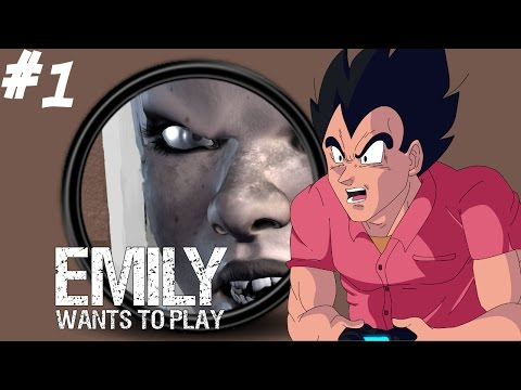 Vegeta Plays Emily Wants To Play Part 1 |