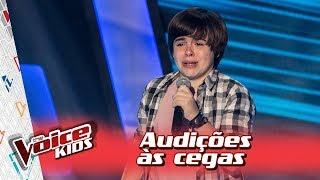 Baixar Guilherme Martinez canta 'Music and me' na Audição – 'The Voice Kids Brasil' | 3ª Temporada