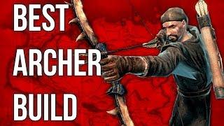 Best Archer Build - The Dragon Hunter - Skyrim Builds