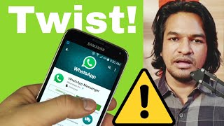 WhatsApp Privacy Twist 🙄 | Tamil | Madan Gowri | MG