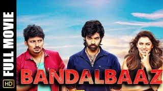 BANDALBAAZ (Pokkiri Raja) | Comedy Hindi Dubbed Movie | Jiiva, Sibiraj, Hansika Motwani