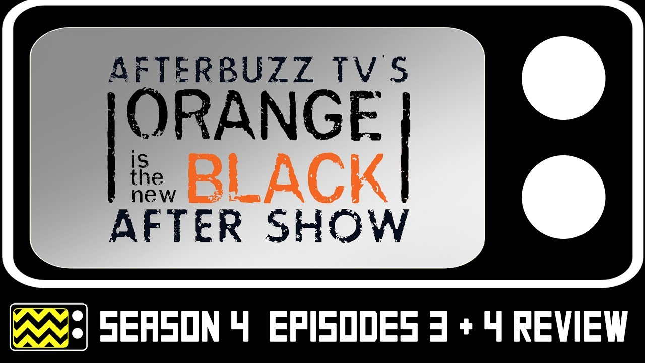 Download Orange is the New Black Season 5 Episodes 3 & 4 Review & AfterShow | AfterBuzz TV