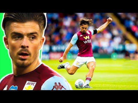 Jack Grealish Goals Skills 2018 Aston Villa Youtube