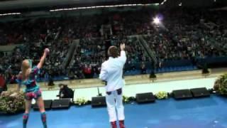 Прохор Шаляпин   Ой, при лужку Выступление в ск Олимпийский 10 04 2011 г