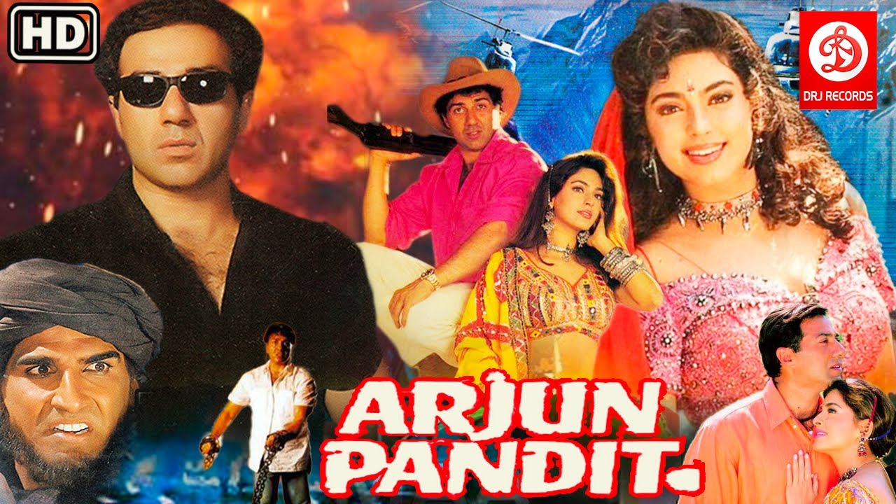 Download Arjun Pandit - Bollywood Action Movies | Sunny Deol | Juhi Chawla | Hit Bollywood Full Movies
