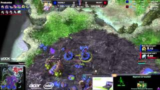 SeleCT vs. Bly (ATC) - Acer vs. coLDignitas - Game 1 - StarCraft 2