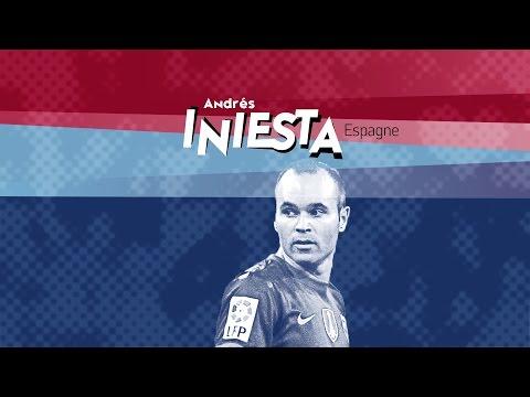 Andrés Iniesta 2017 - ' The Spanish Maestro ' - Passing, Assists, Skills