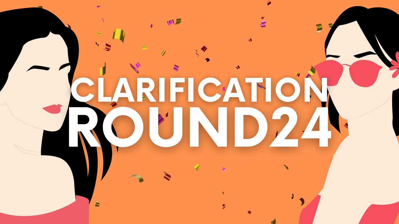 Round 23 Clarification of Winner for Facebook Giveaway