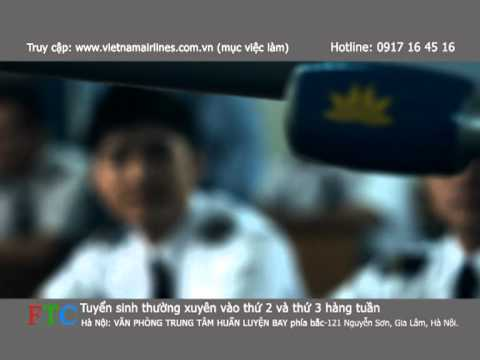 New Pilot Recruitment of Vietnam Airlines
