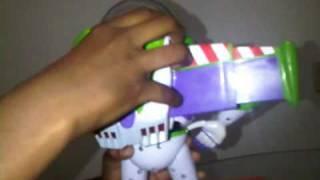 Blast Off Buzz Lightyear: Change Battery.