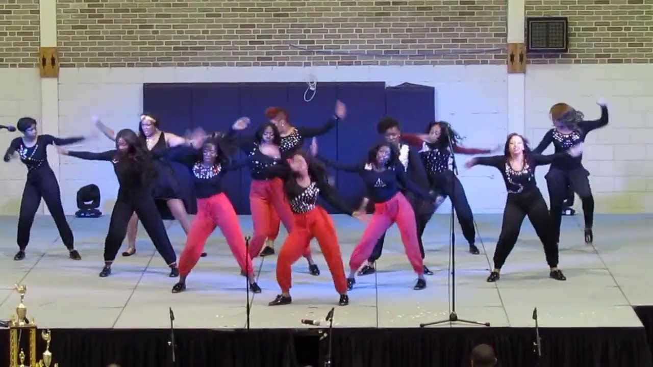 Delta Sigma Theta Step Show Youtube