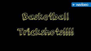 Basketball Trickshots!!!!(Dude perfect edition)