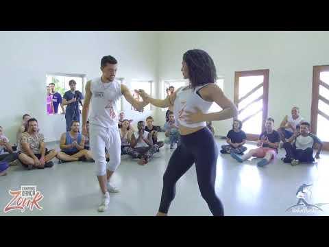 Baila Mundo - Ale Junior e Vanessa Meirelles (Campinas Dança Zouk 2018)