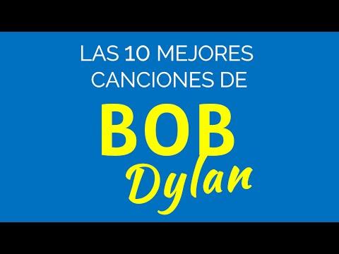 Las 10 mejores canciones de BOB DYLAN