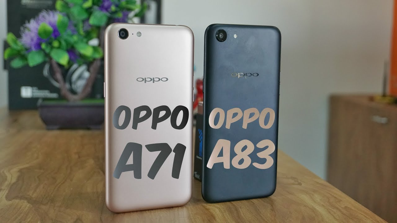 Oppo A71 Vs Oppo A83 Comparison Which One To Choose Youtube