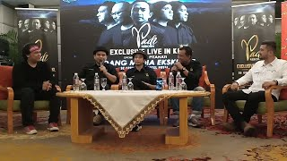 Padi Reborn Exclusive Live In KL 39 Sidang Media 39 HotelRoyal 30 4 2018