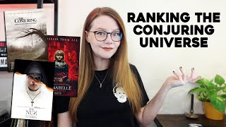 RANKING & REVIEWING ALL THE CONJURING MOVIES