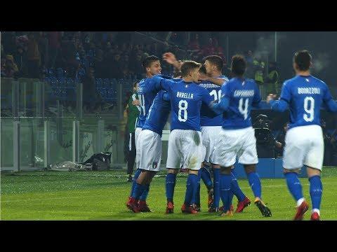 U21 Italia-Russia 3-2: il match visto dalla Vivo Azzurro Cam